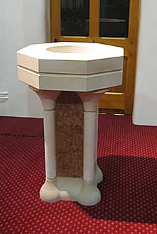 The Baptismal Font
